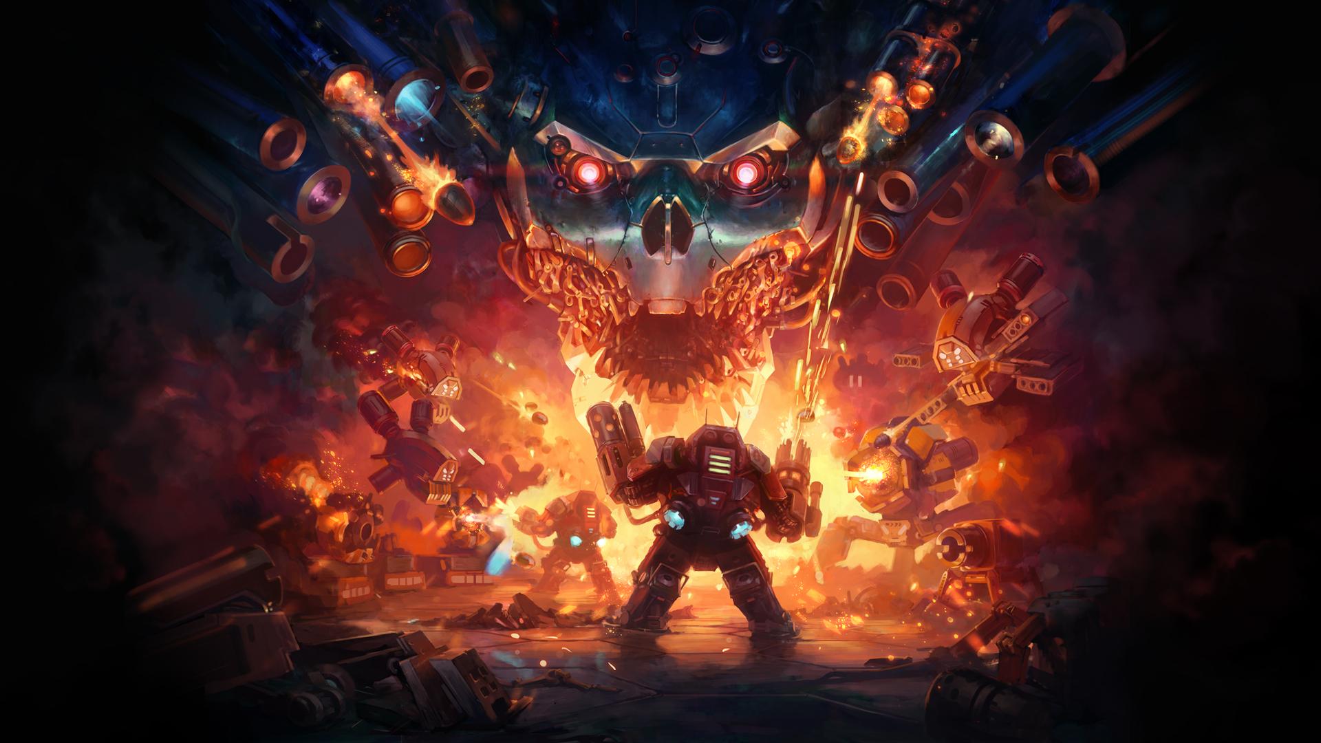 Вышел шутер Mothergunship, в котором игроки должны освободить Землю от роботов-оккупантов