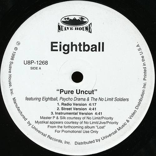 Eightball - Pure Uncut (12'' Vinyl, Promo)