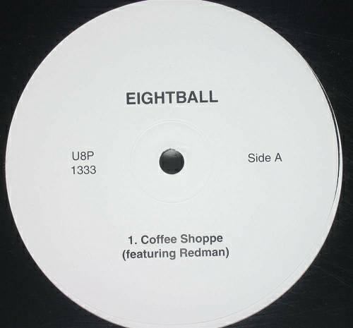 Eightball - Coffee Shoppe / Stompin` And Pimpin` (12'' Vinyl, Promo)