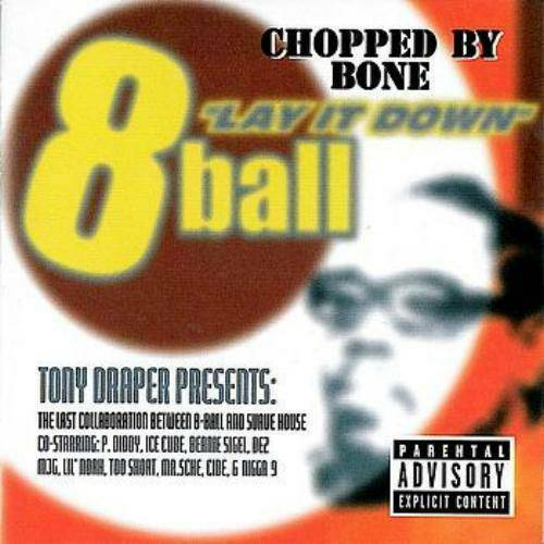 8Ball - Lay It Down (chopped)