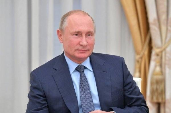 Путин, Президент, Кремль