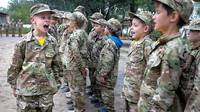 Как украинских детей готовят к войне с Россией