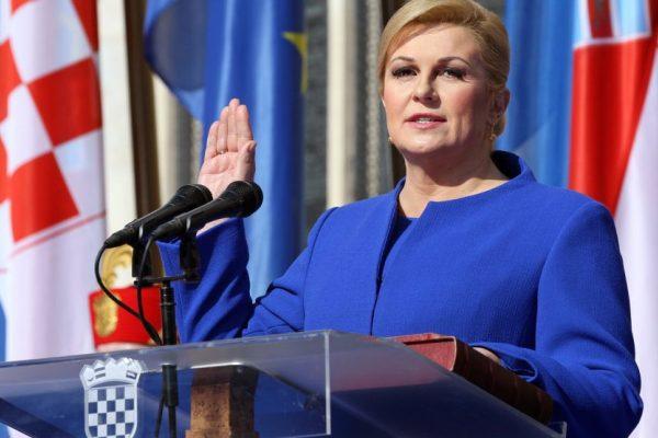 президент Хорватии, Колинда Грабар-Китарович