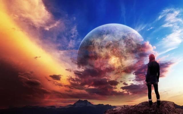 Лунное Затмение 27 Июля 2018: Вершина Достижений или Пропасть Потерь. 22645383_m
