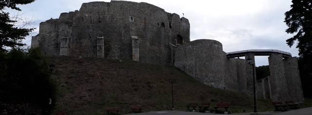 Замки и крепости Румынии и немного Болгарии и Венгрии