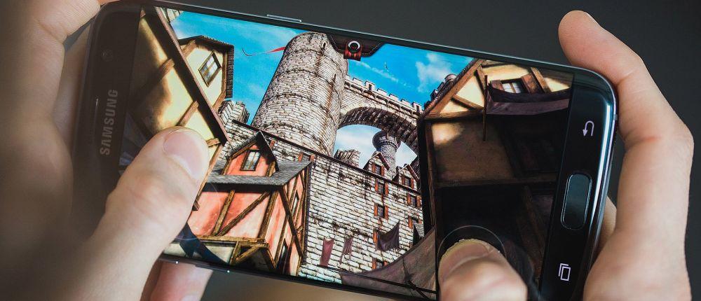 Samsung планирует выпустить свой игровой смартфон