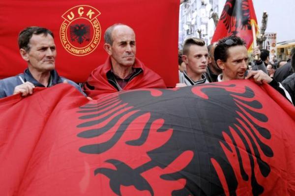 Косово и Метохия, косовские албанцы