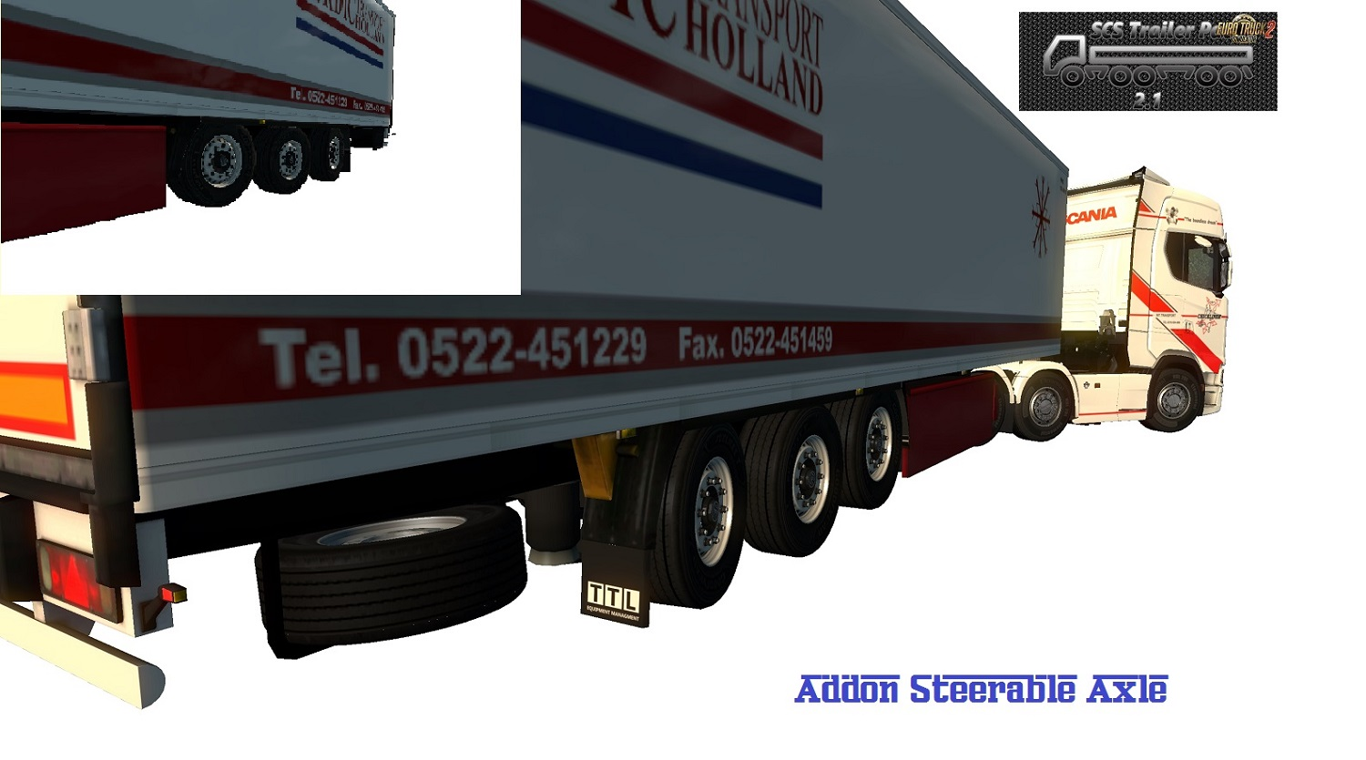 Addon for SCS Trailer Patch v2.1