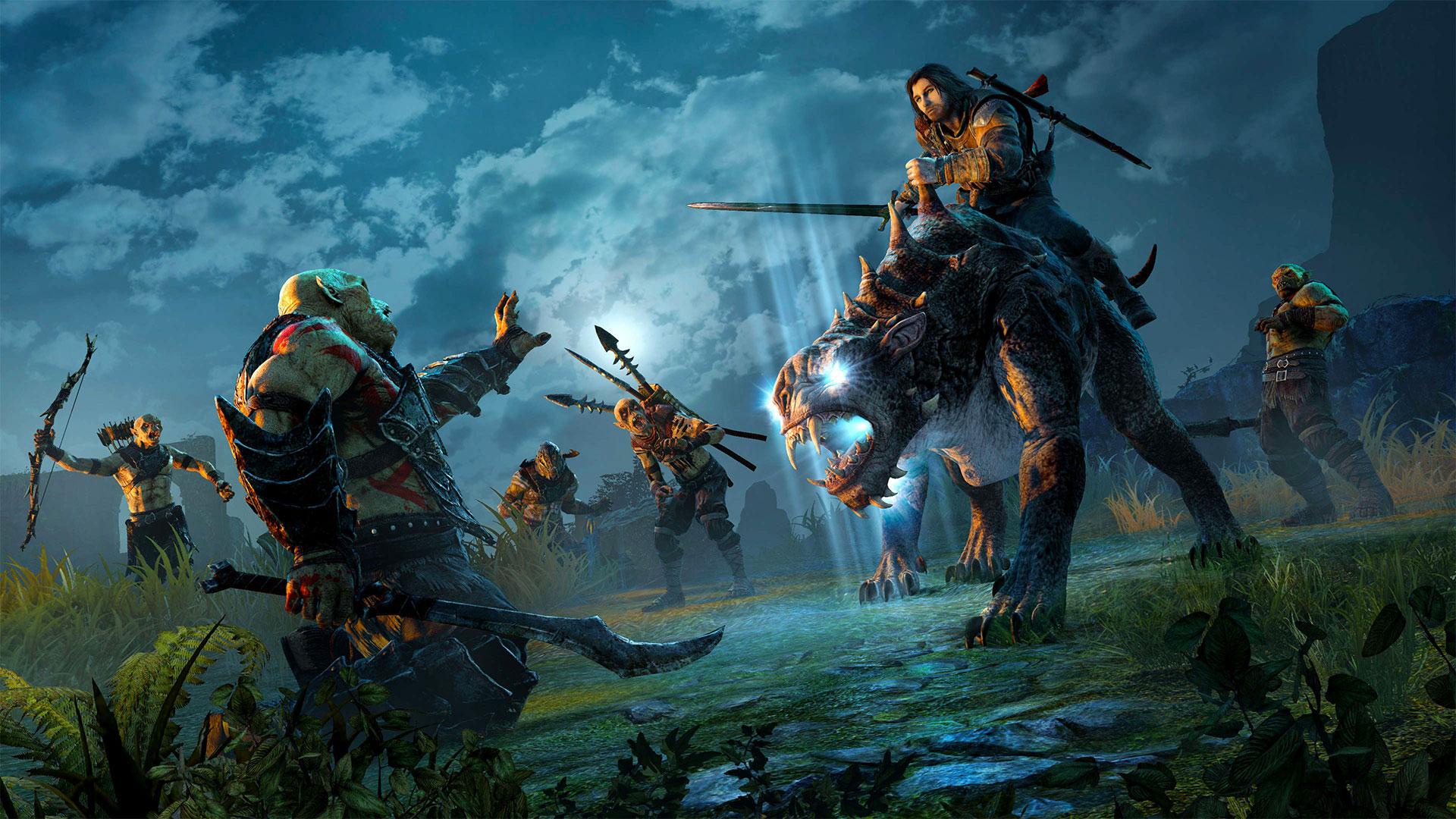 Анонсировано полное издание Middle-earth: Shadow of War