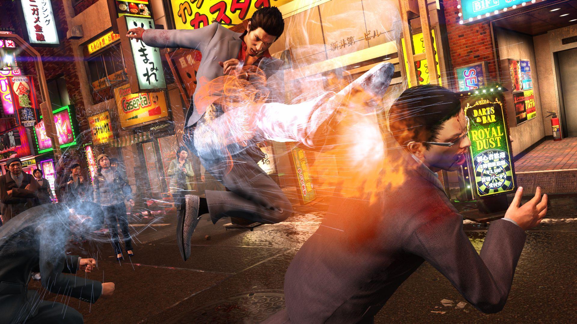 Yakuza 6: The Song of Life может выйти на PC