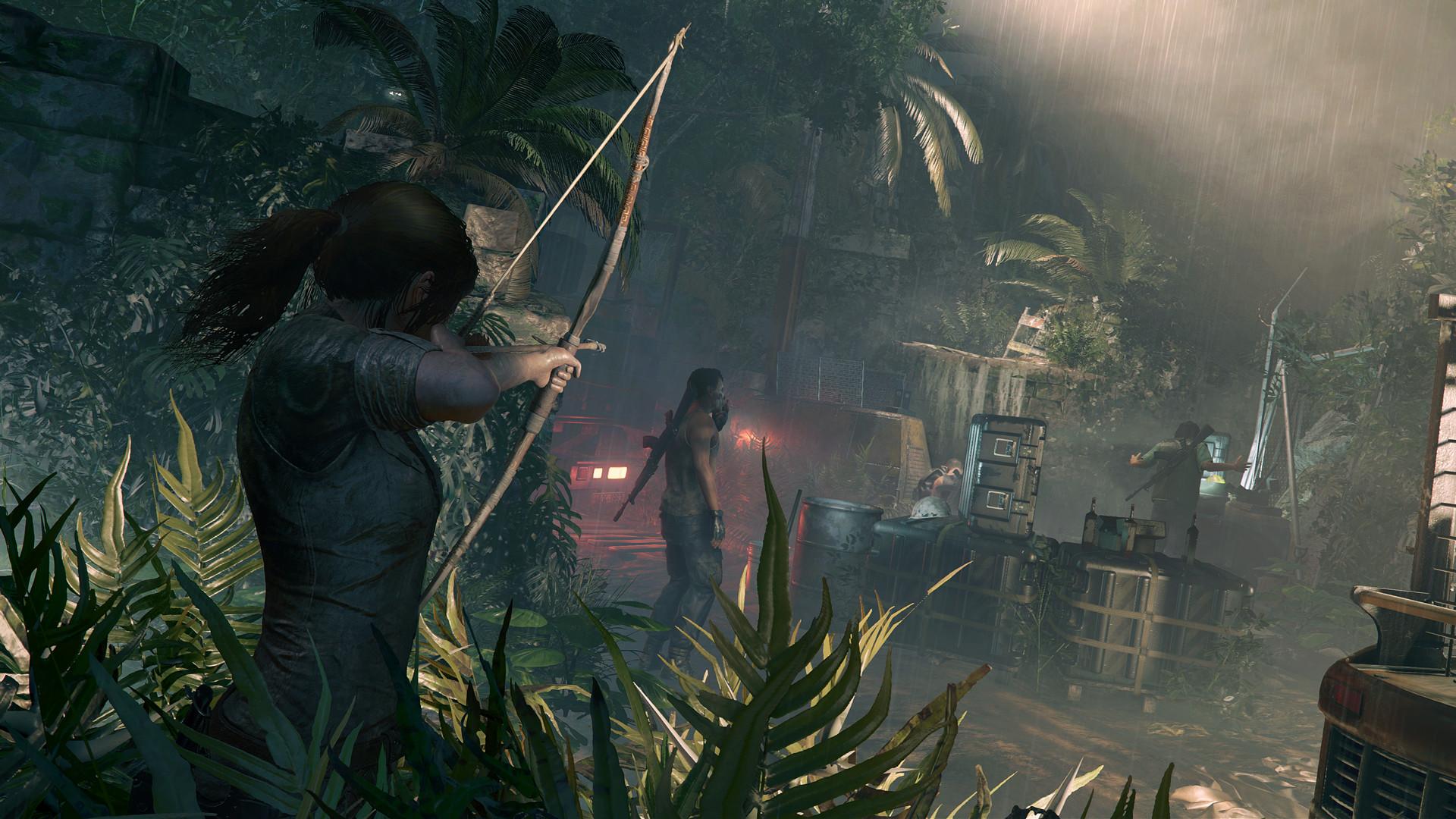 В новом трейлере Shadow of the Tomb Raider показали загадочные гробницы и руины