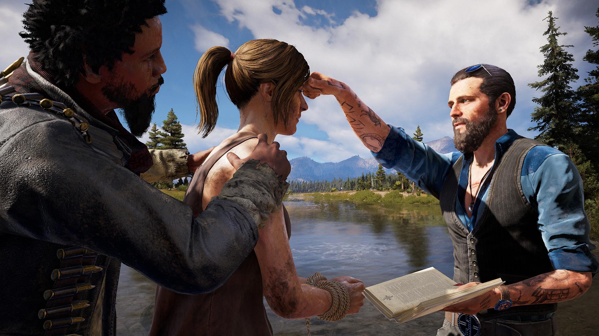 Главный антагонист Far Cry 5 намекнул на своё возвращение, анонс произойдет в августе