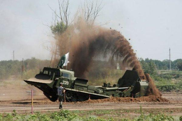 Армейские игры, инженерная формула, Сербия, Волгоград