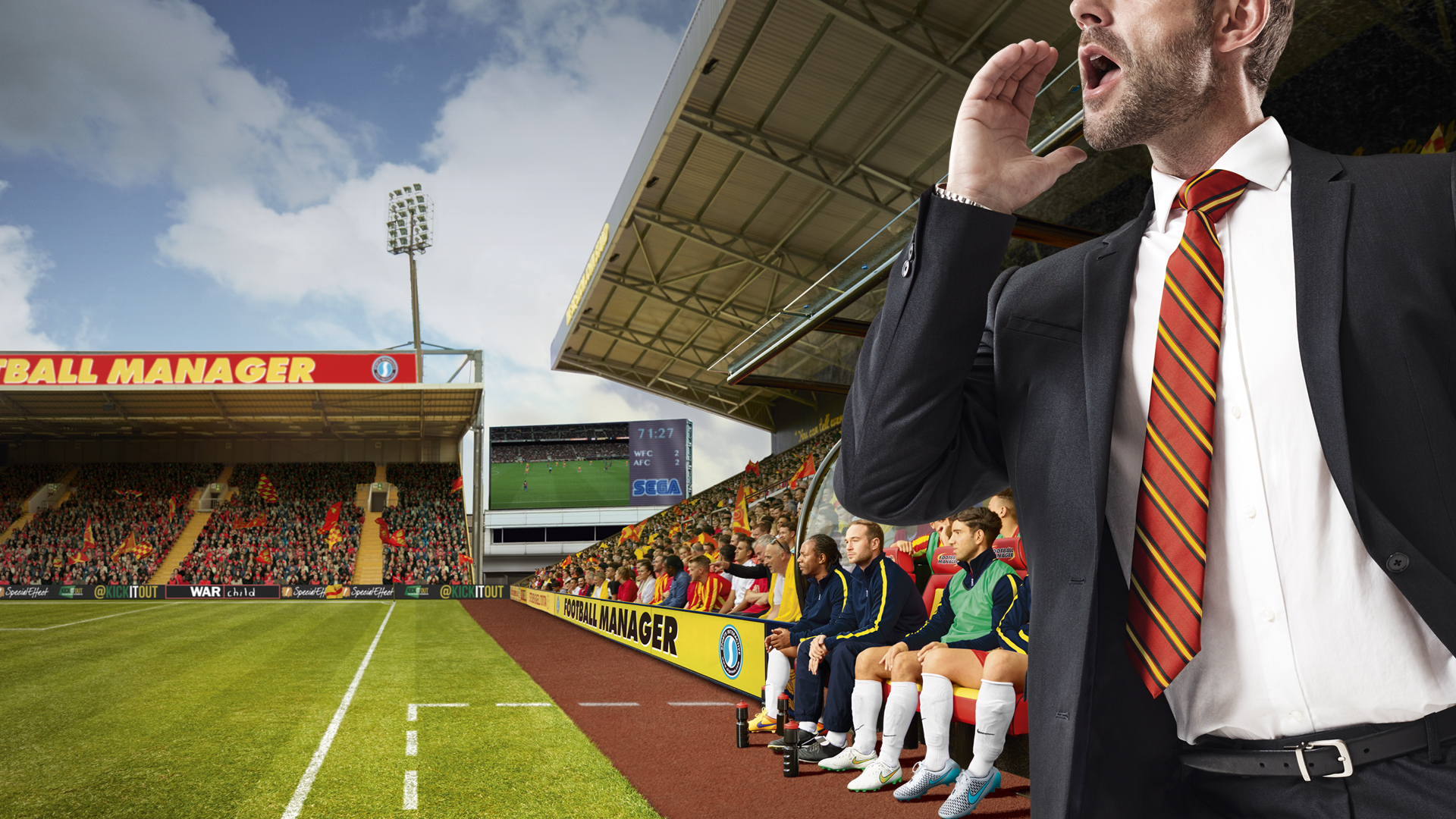 Анонсирована Football Manager 2019. Разработчики обещают небывалый реализм