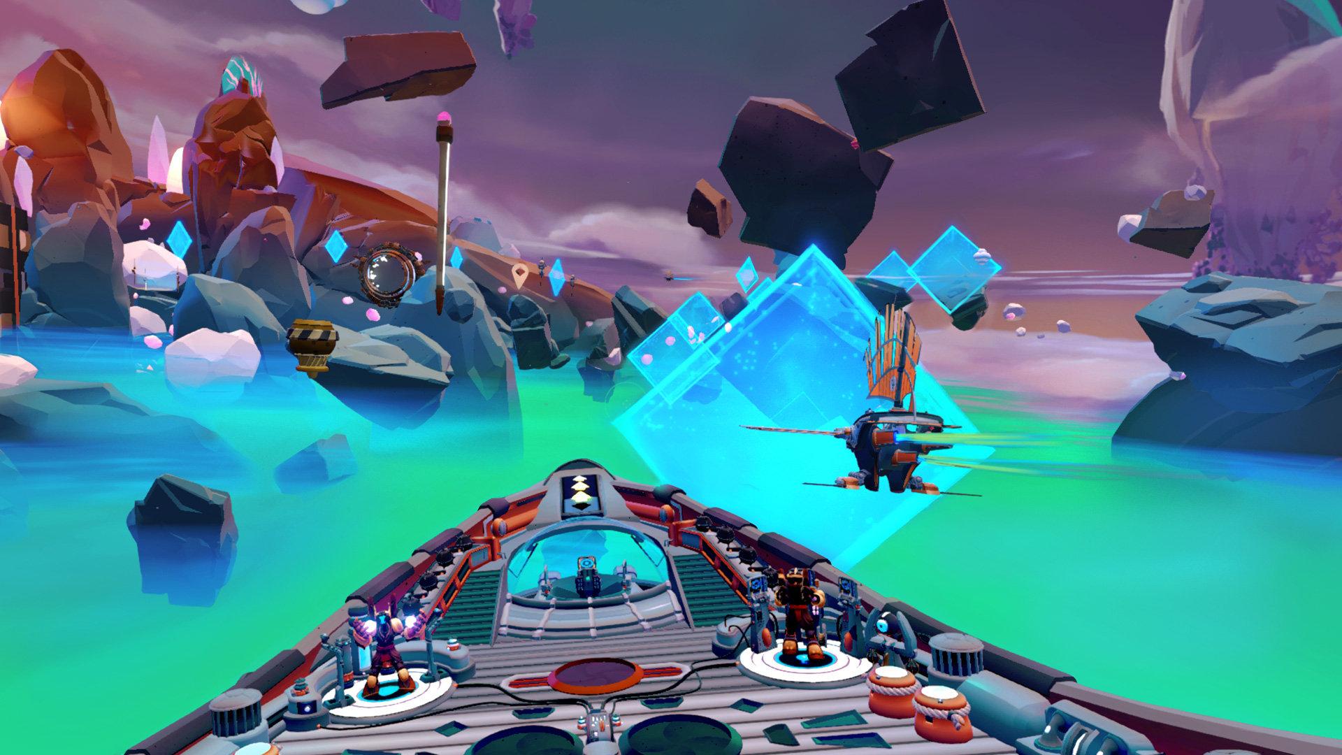 В Bow to Blood для PS VR игрок будет подчиняться смотрителям и убивать других игроков