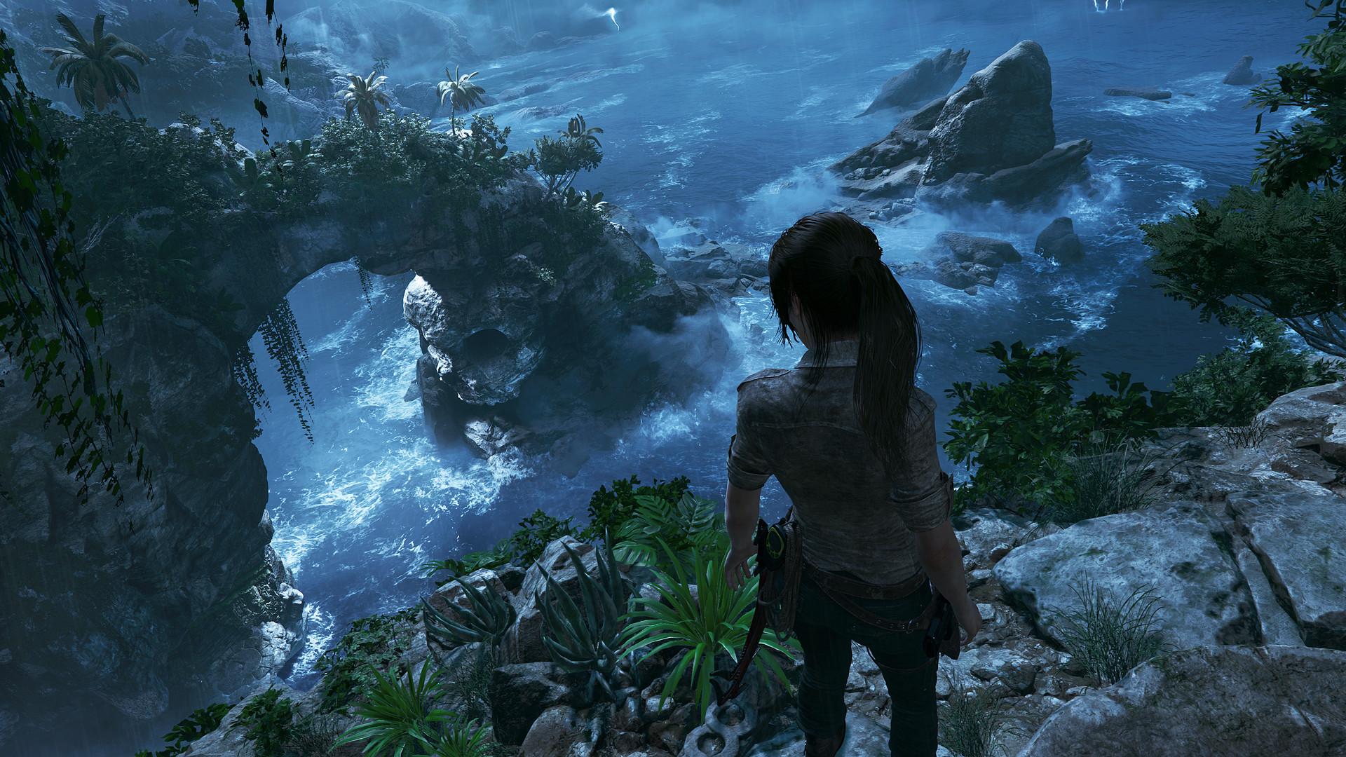 Как изменилась графика в Shadow of the Tomb Raider с момента E3 2018