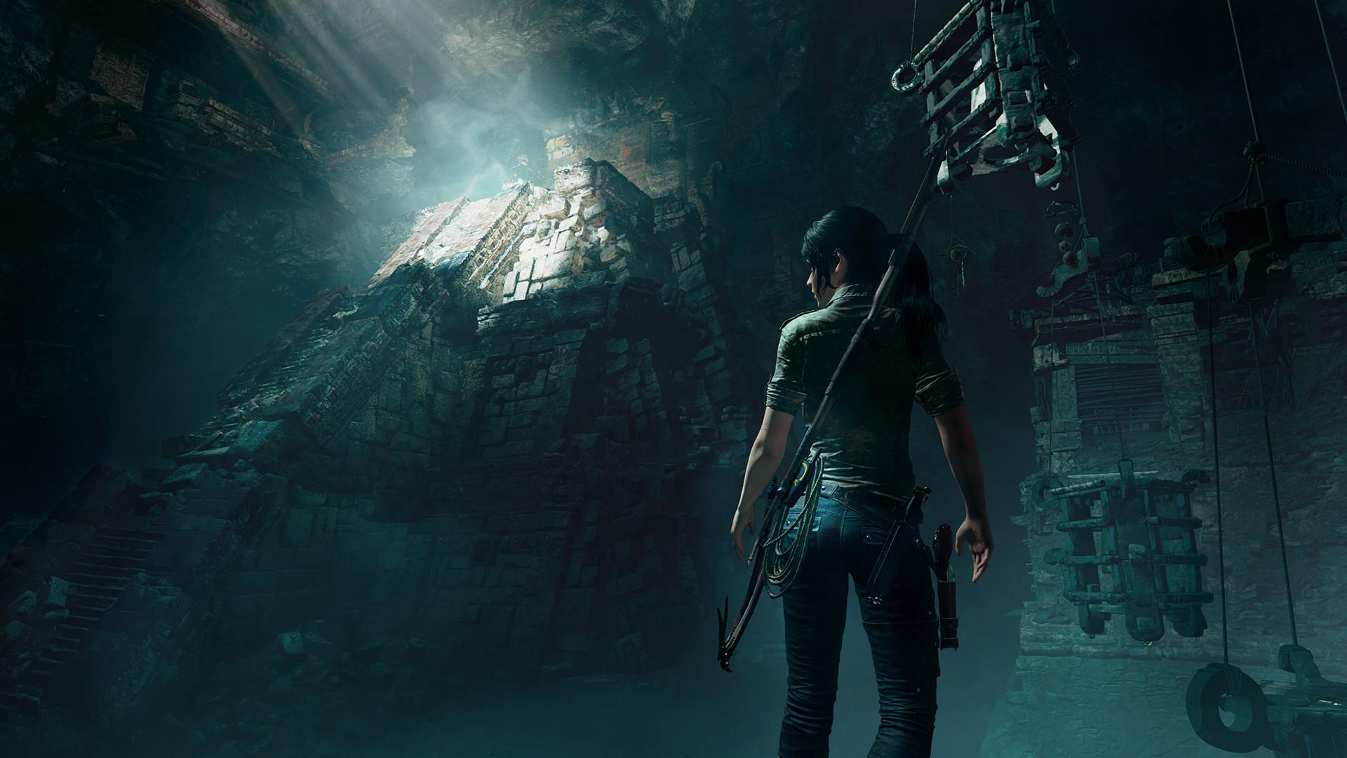 Сложности боя, головоломок и исследования мира в Shadow of the Tomb Raider будут регулироваться отдельно друг от друга