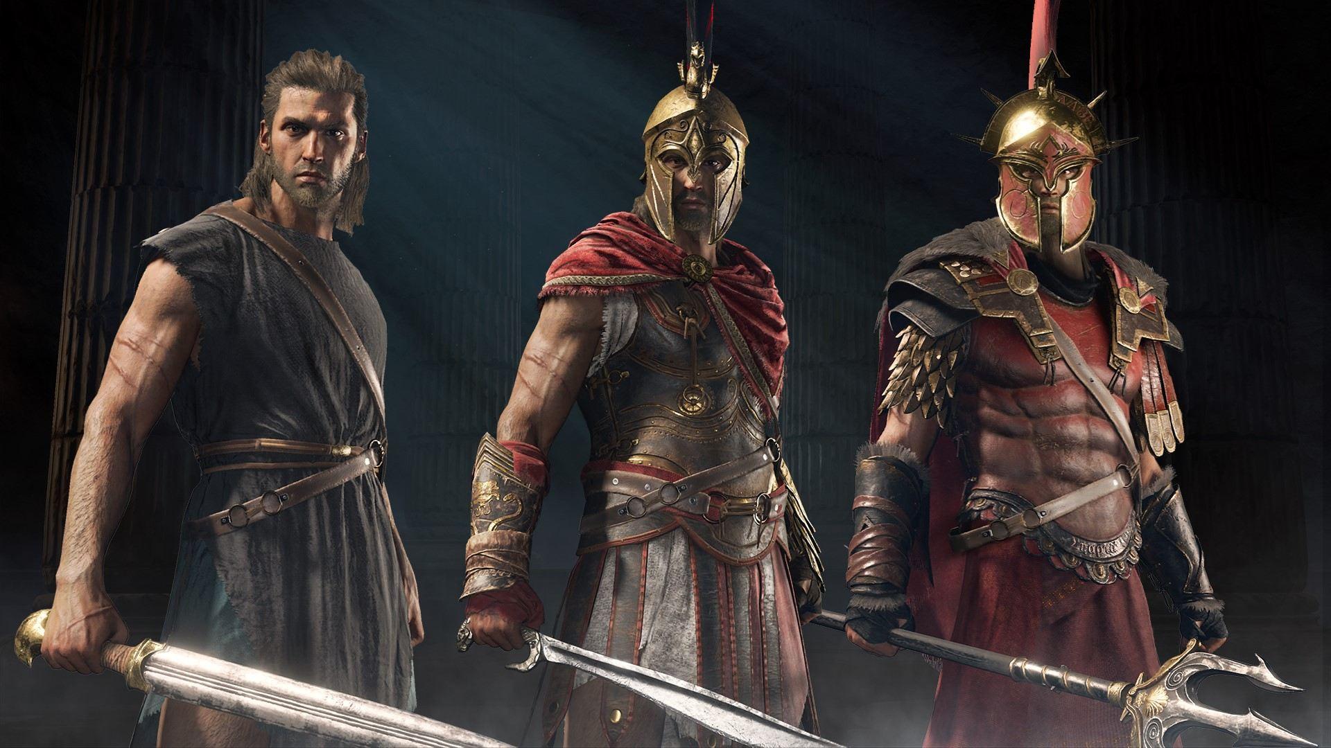 Появилось 11 минут нового геймплея Assassin's Creed Odyssey