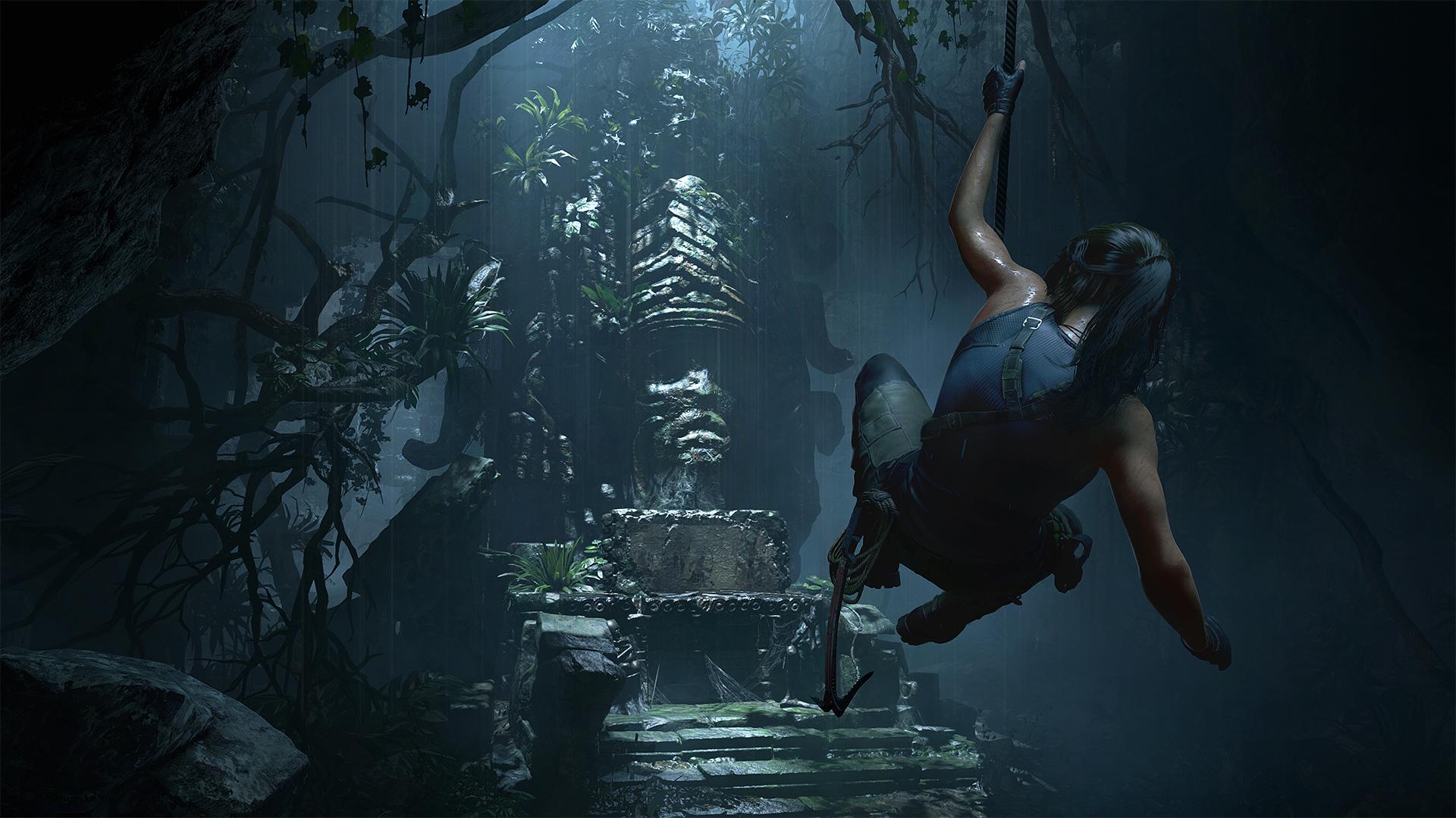 В трейлере Shadow of the Tomb Raider показали, что игрокам делать водой