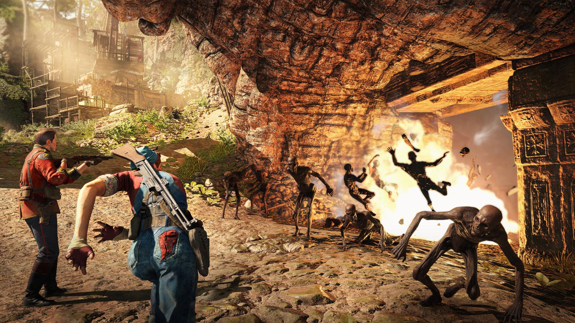 Появились системные требования Strange Brigade от авторов Sniper Elite. В игре будет Denuvo