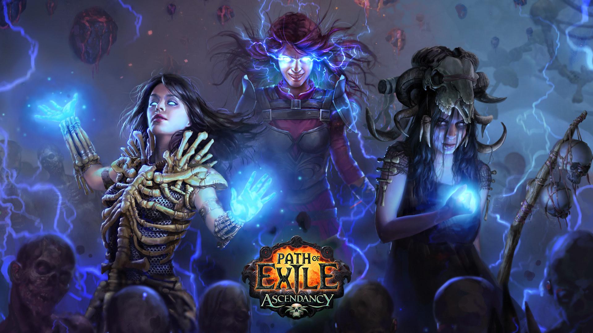 В Path of Exile появится бесконечное подземелье со смертоносной тьмой и множеством чудовищ