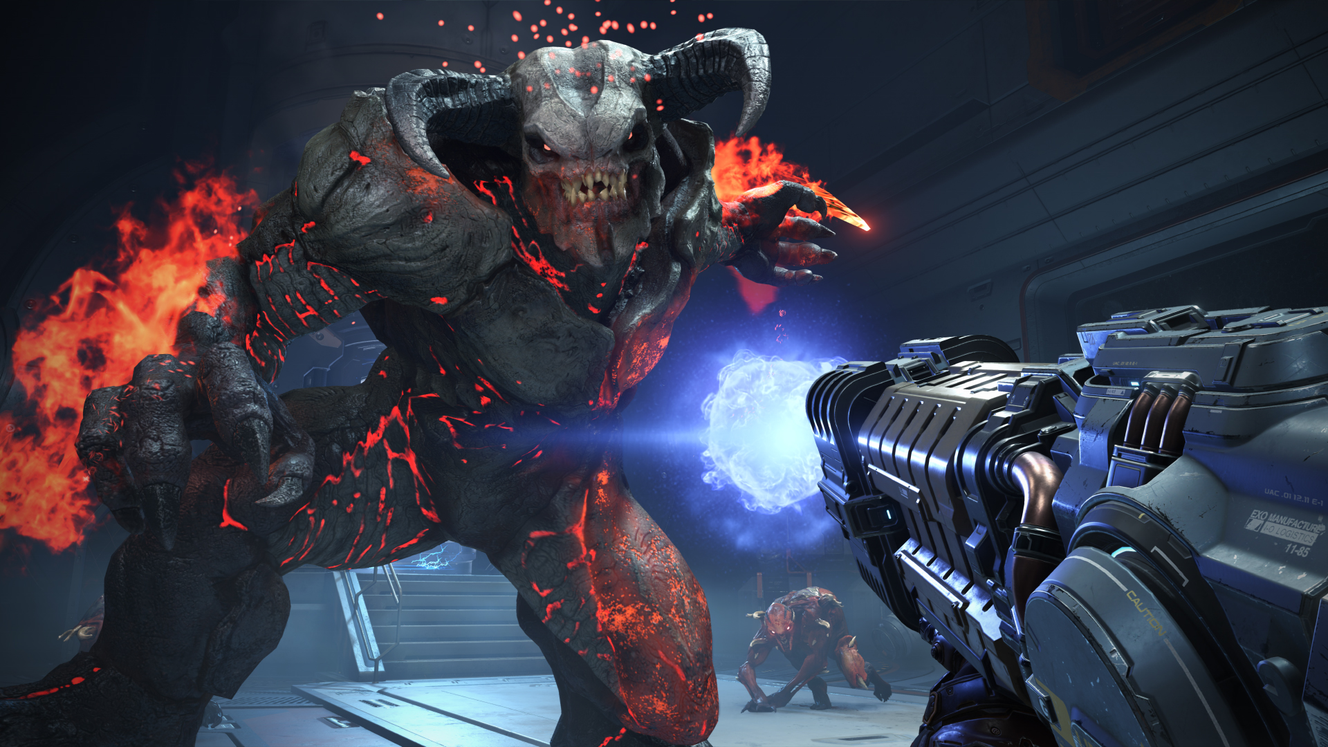 Подробности Doom Eternal с QuakeCon 2018 — мультиплеер с демонами, новый движок и многое другое