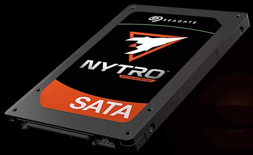 Объёмы SSD Seagate Nytro 1000 подбираются к 4 ТБ