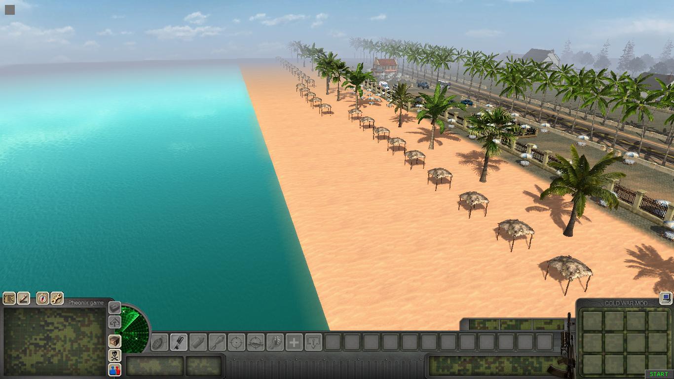 """Скачать Карта """"Пляж"""" — бесплатно"""