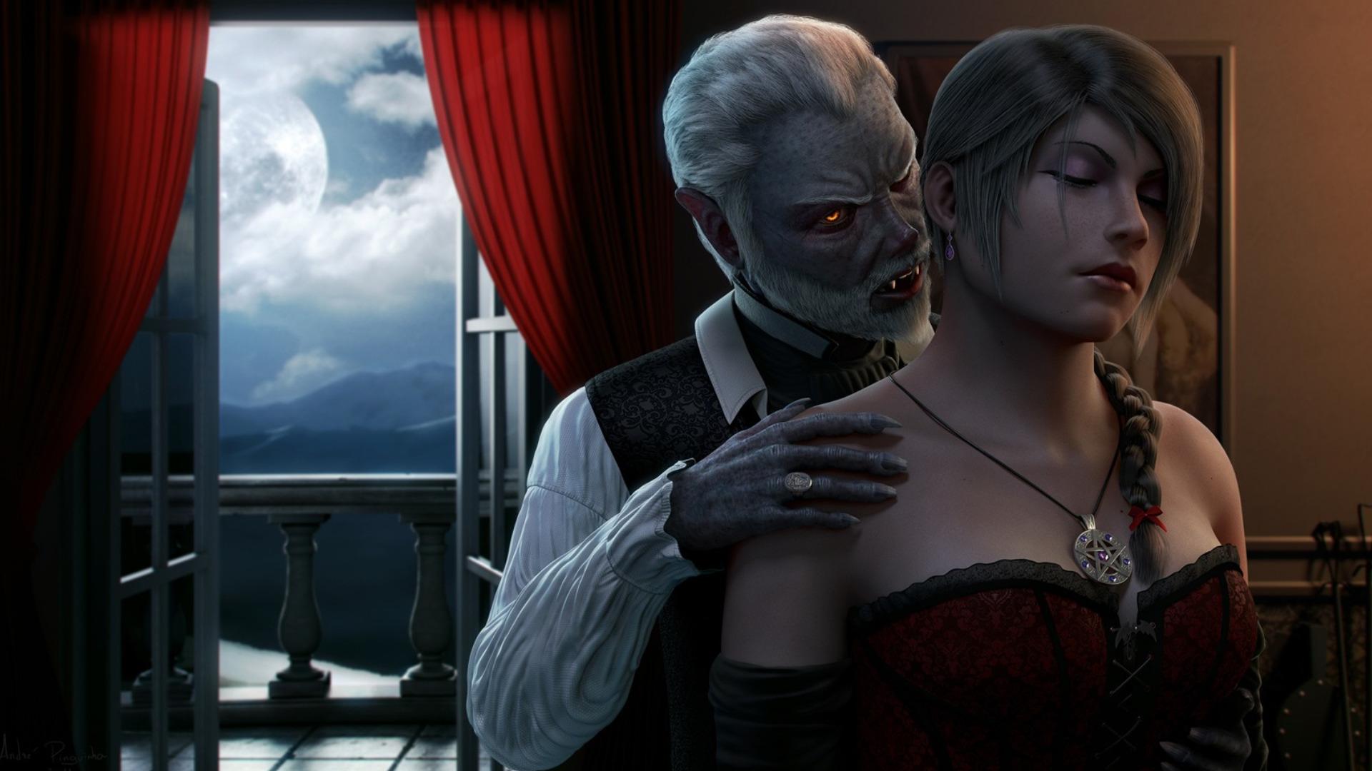 Анонсирована новая RPG про вампиров в духе Vampire: The Masquerade