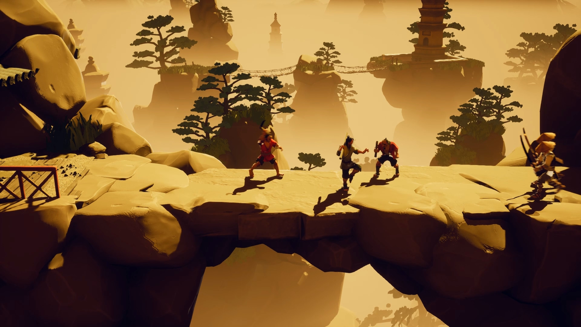 «Бука» привезет Redeemer: Enhanced Edition и 9 Monkeys of Shaolin на Gamescom 2018