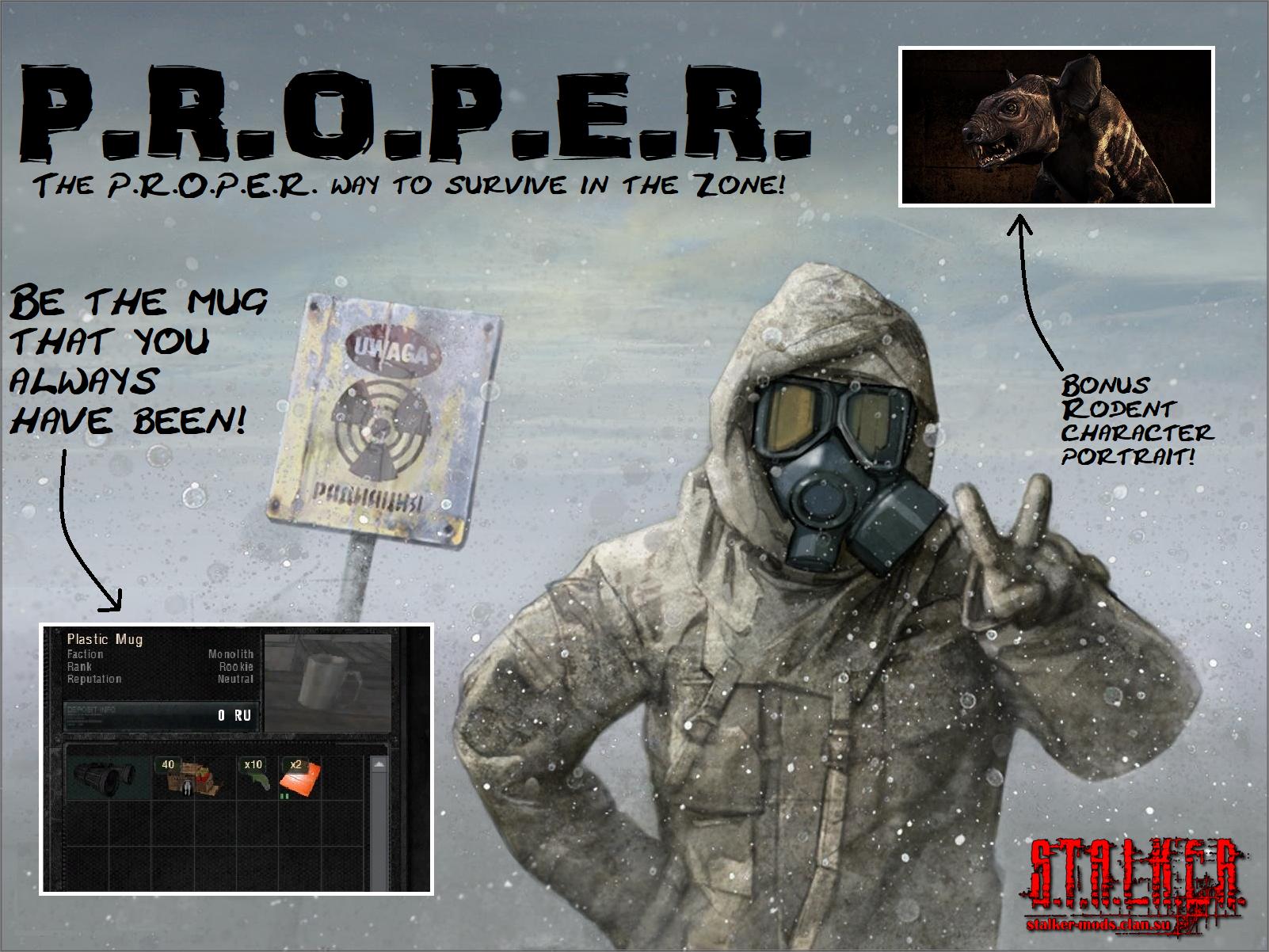 P.R.O.P.E.R. Mod - (STCoP Only) v1.0