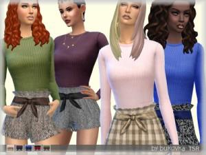 Повседневная одежда (комплекты с брюками, шортами)   - Страница 8 23024933
