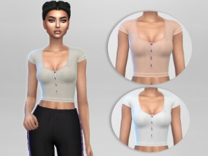 Повседневная одежда (топы, рубашки, свитера) - Страница 54 23025000