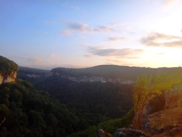 Кавказ, на тропе туристической, Адыгея, 25.08.18 (51)