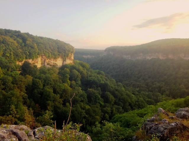 Кавказ, на тропе туристической, Адыгея, 25.08.18 (50)