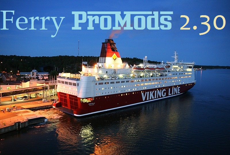 New Ferry ProMods v 2.30