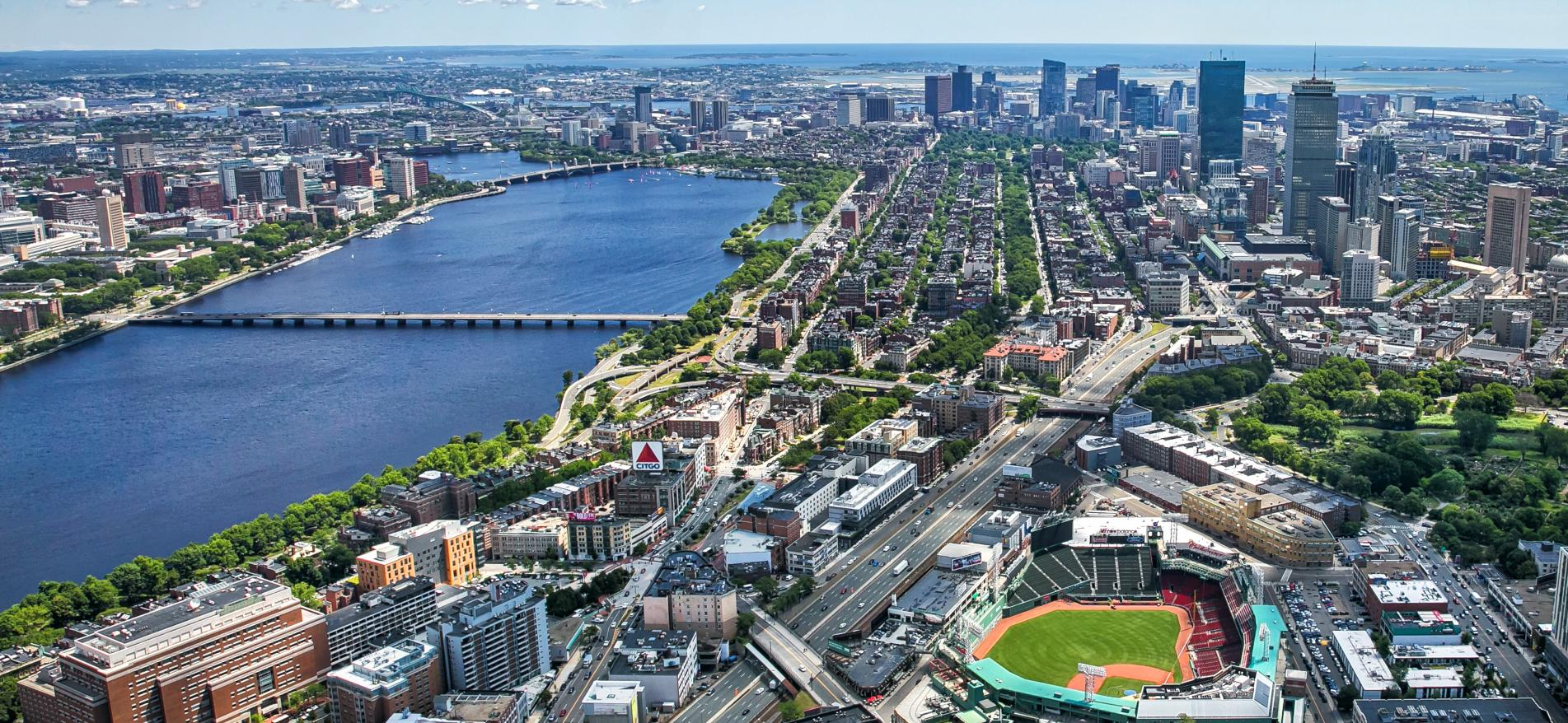 Boston For 99 With Primera Air Primera Air Low Cost