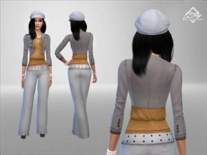 Повседневная одежда (комплекты с брюками, шортами)   - Страница 8 23152272