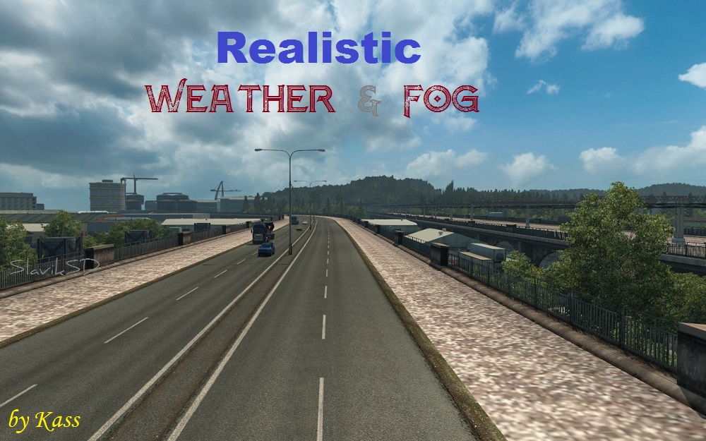 Realistic Weather & Fog v3.4