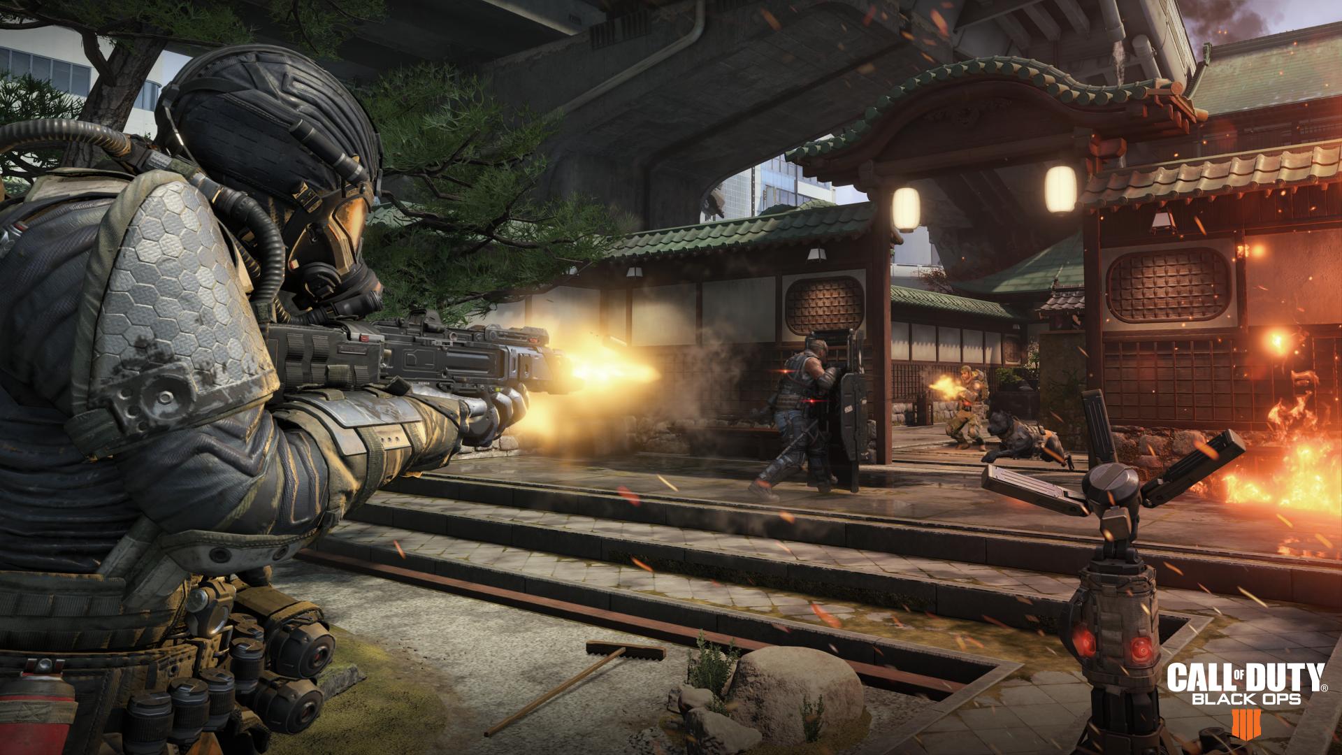 «Королевская битва» в Black Ops 4 будет масштабнее, чем в Battlefield 5