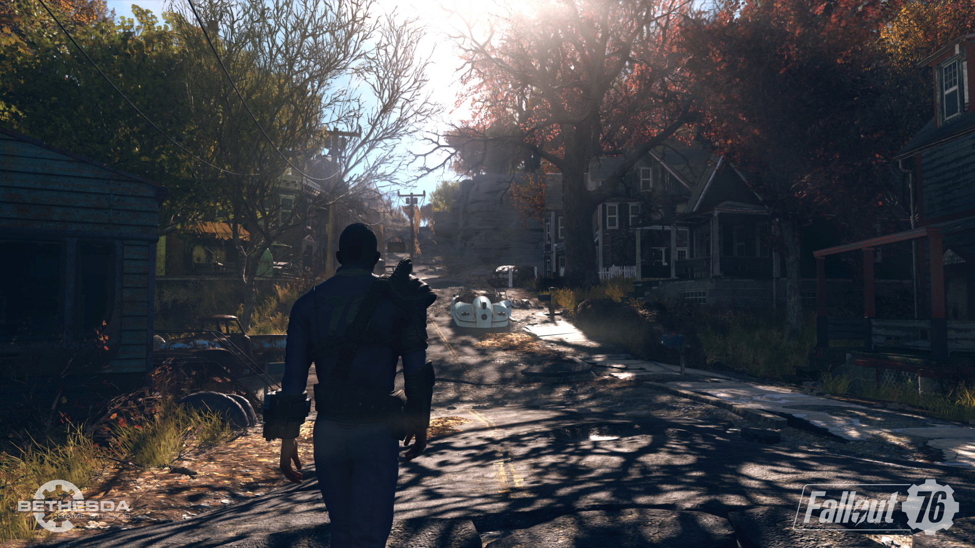 Новые подробности о Fallout 76 — общие поселения, токсичность воздуха и многое другое