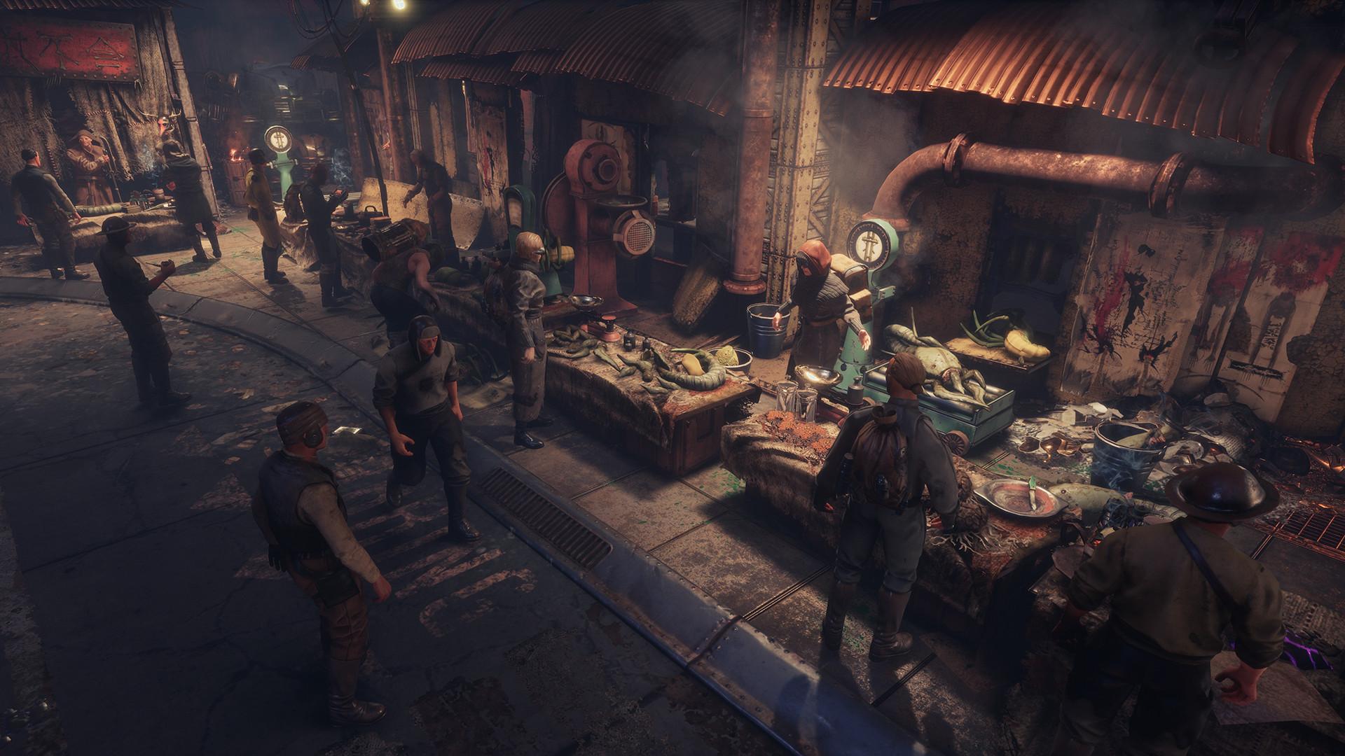 Объявлена точная дата выхода INSOMNIA: The Ark — российской RPG с 12 концовками