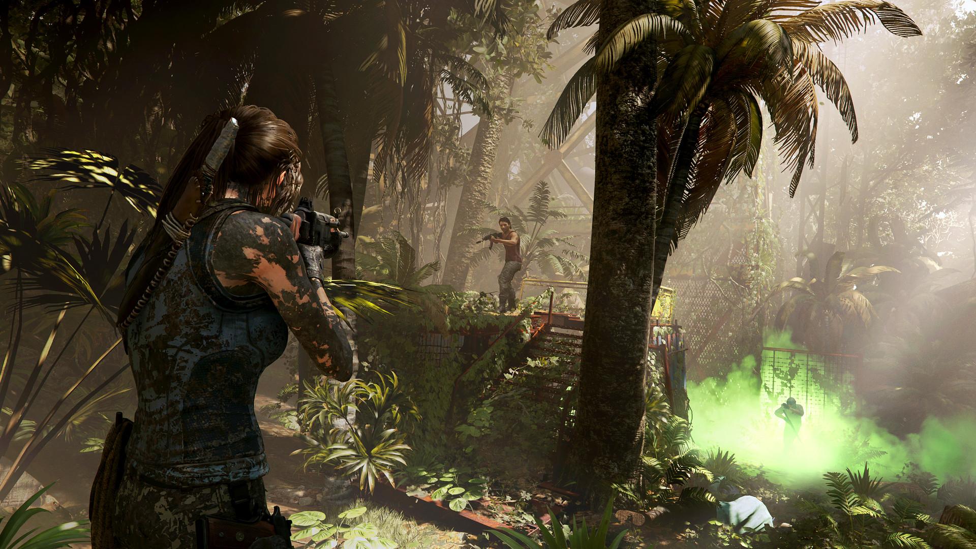Shadow of the Tomb Raider будет максимально приближена к классическим играм о приключениях Лары Крофт