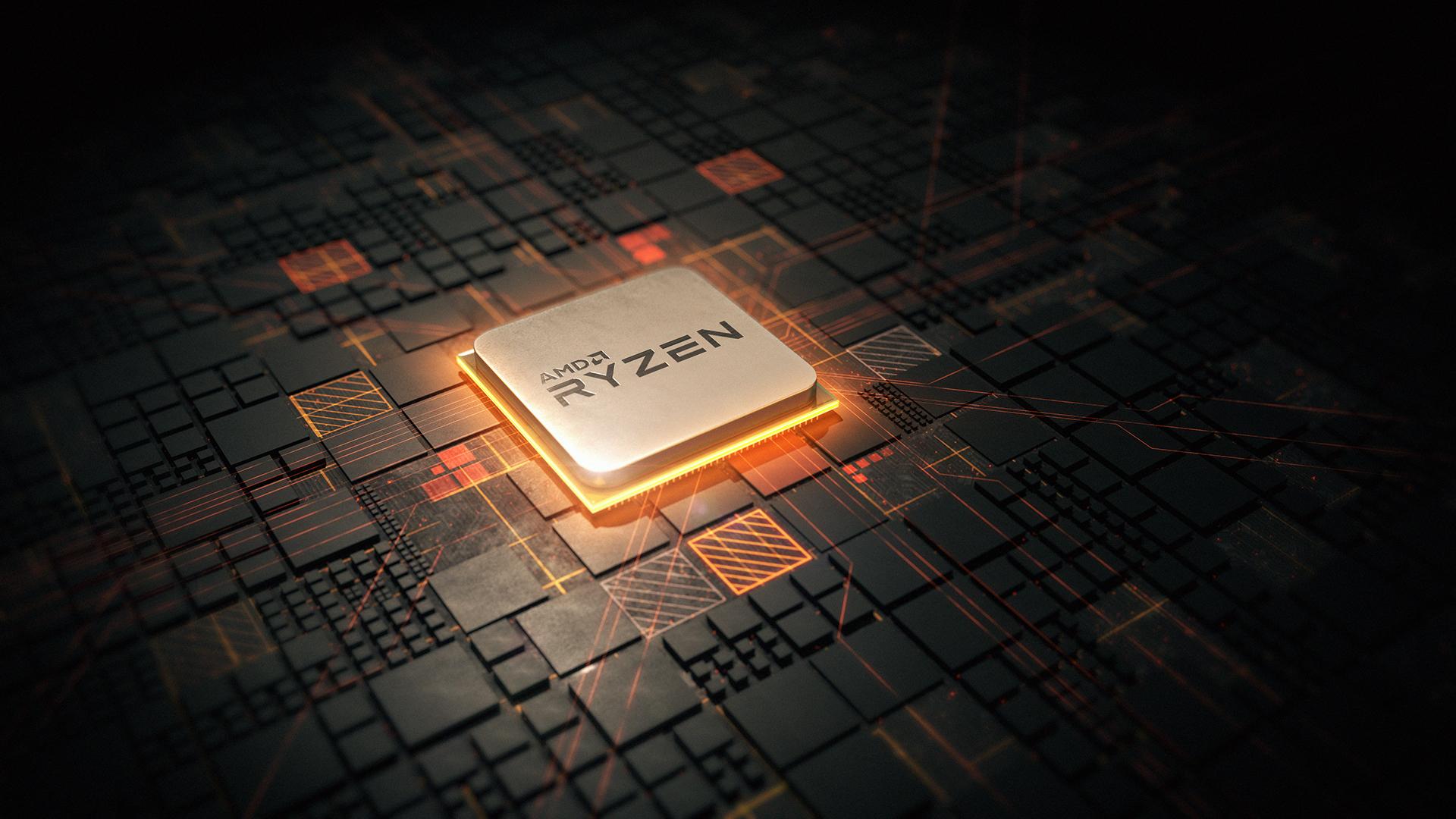 AMD представит новые процессоры Ryzen Pro и Athlon Pro