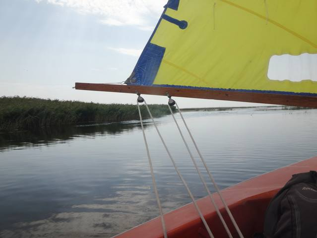 Фото-заметки яхтенного похода, 02.09.18., Азовское море, Кубань (43)