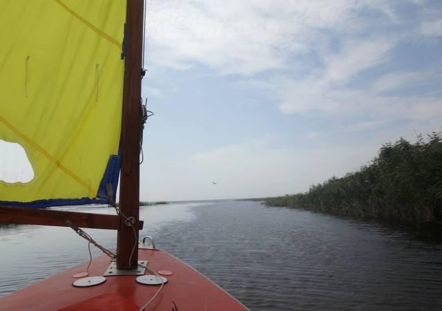 Фото-заметки яхтенного похода, 02.09.18., Азовское море, Кубань (42)