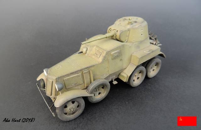 Ба-10 средний бронеавтомобиль 23229716_m