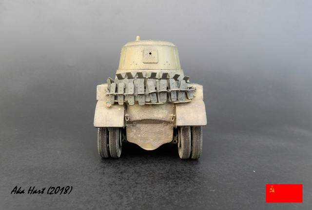 Ба-10 средний бронеавтомобиль 23229720_m