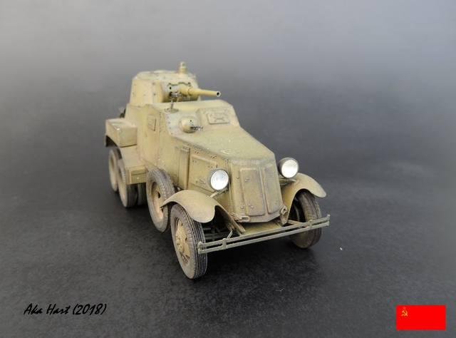 Ба-10 средний бронеавтомобиль 23229730_m
