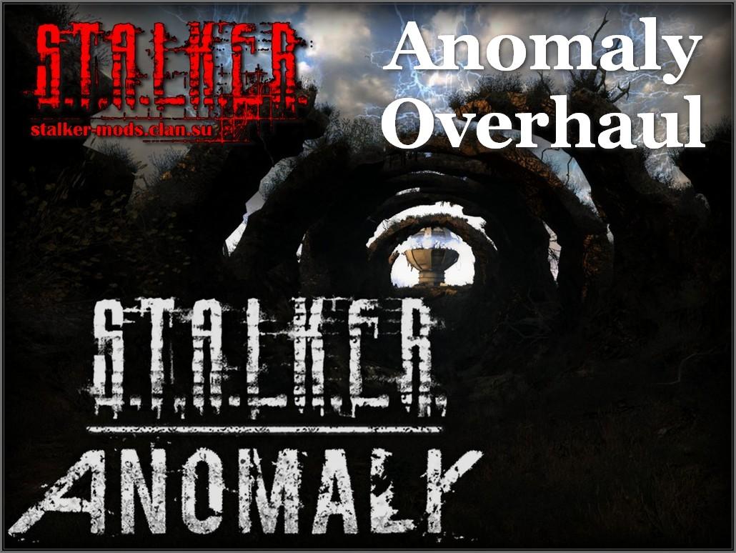 Anomaly Overhaul